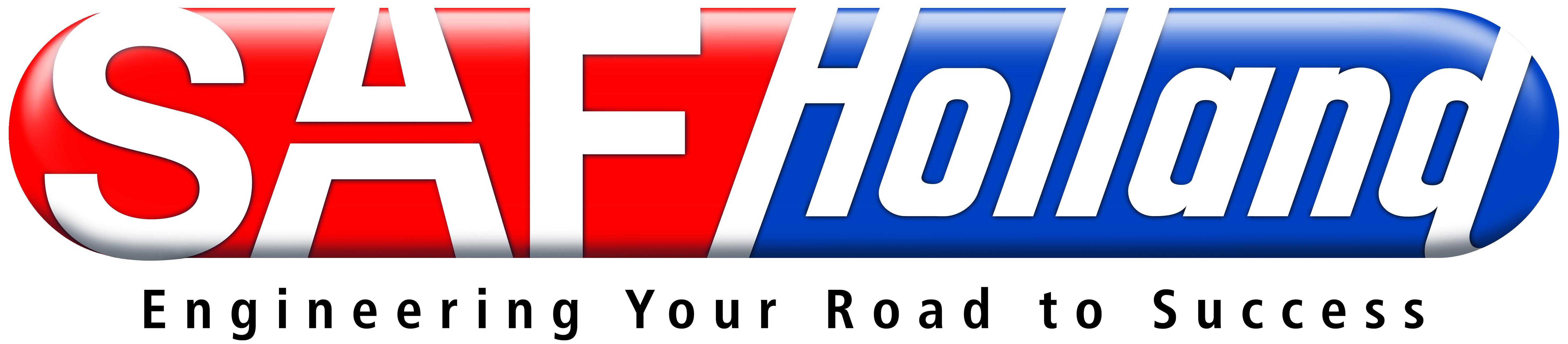 SAF-HOLLAND Logo 3D Claim CMYK