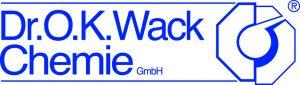 Logo Dr. Wack blau